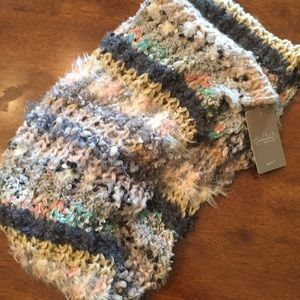Anthropologie Infinity Scarf NWT